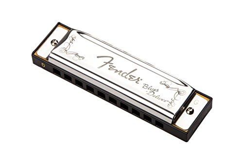 Fender Blues Deluxe G - Armonica a bocca Richter