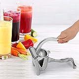Saving energy Safe Fruit Squeezer, Exprimidor manual de naranja y limón, para naranja, sandía