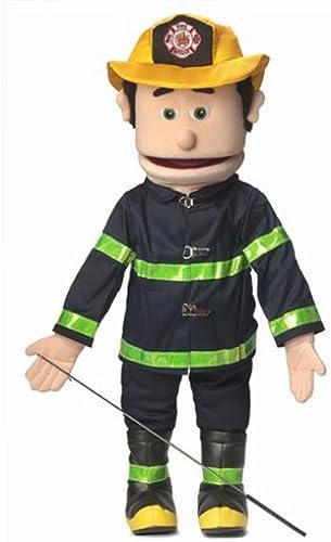Sillypuppets Handpuppe Feuerwehrmann 25'