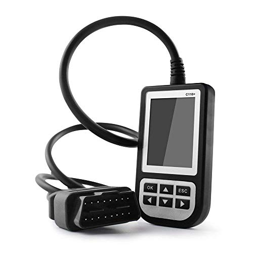 MAOZUA Latest Version 5.6 Creator C110 BMW Code Reader Airbag/ABS/SRS Diagnostic Scan Tool for BMW c110