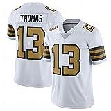 XFKL NFL Rugby New Orleans Saints 13# Camiseta Holmbraith, Jersey De Rugby pour Hommes,C,S