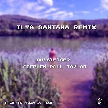 When The Magic Is Right (Ilya Santana Remix)