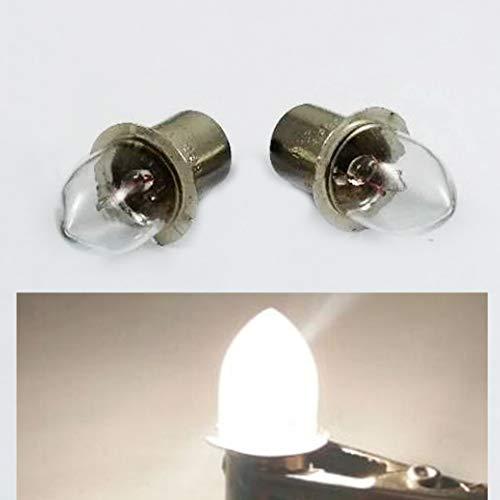 5 x P13.5S KPR Indicateur Lampe de Poche Lampe de Poche Bride Phare Lanterne de Remplacement Outils de Travail, 3.6V 0.75A