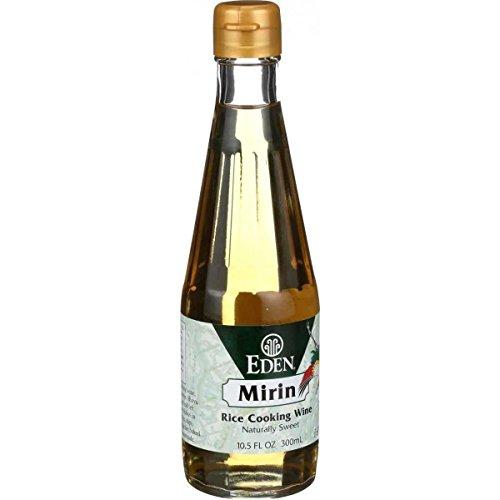 Eden Foods Mirin - Rice Cooking Wine - 10.5 oz (Pack - 3)