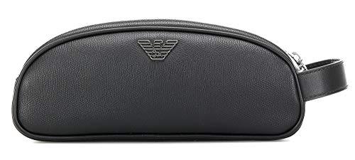 Emporio Armani Beauty case nero 25 cm