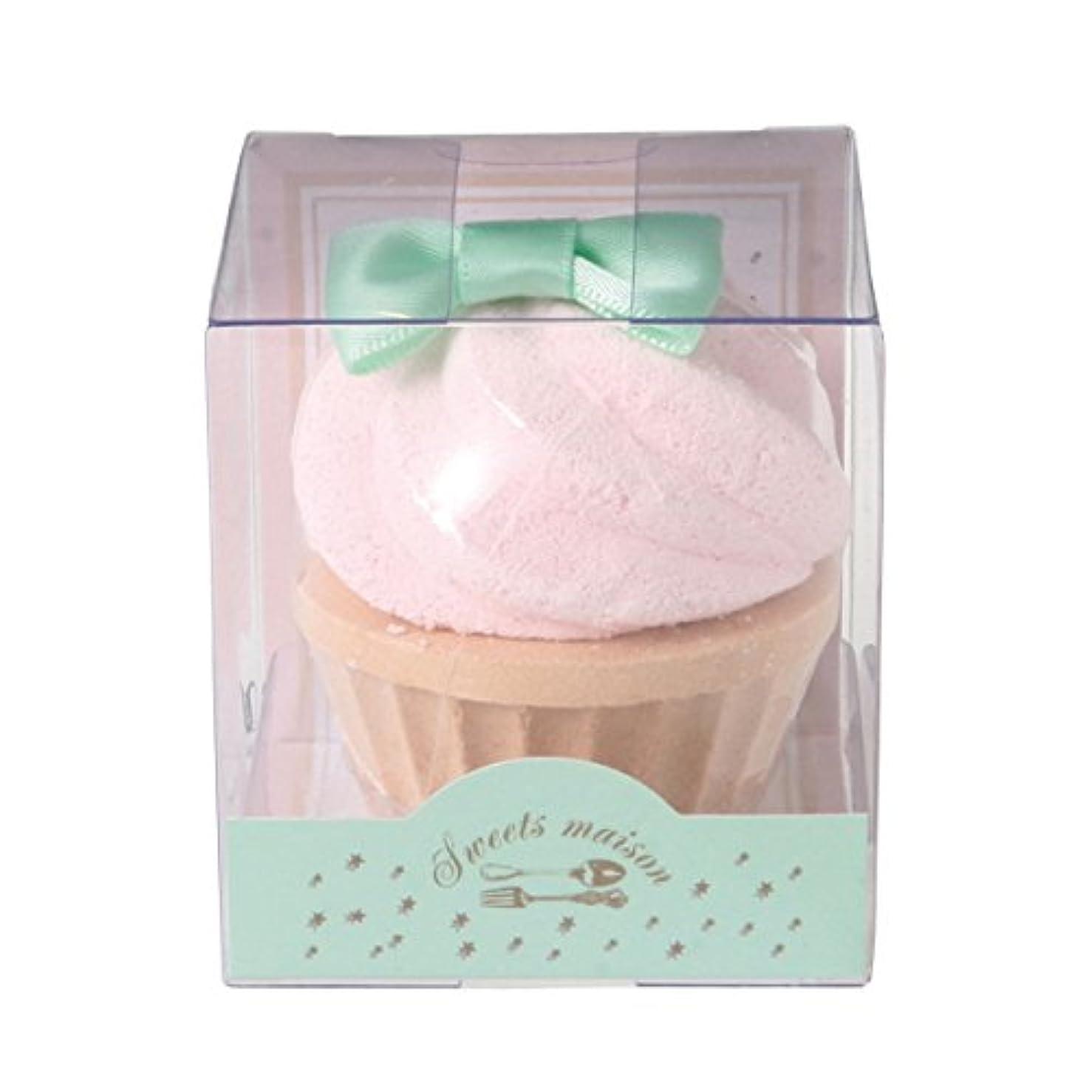 徹底的にがんばり続ける裸(内野)UCHINO ノルコーポレーション おめかしプチカップケーキフィズ(ブーケローズの香り)