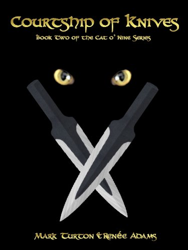 Courtship of Knives (Cat o' Nine Book 2) (English Edition)
