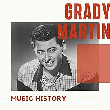 Grady Martin - Music History