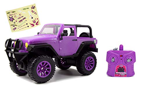 Jada Toys GIRLMAZING Big Foot Jeep R/C Vehicle (1:16 Scale),...