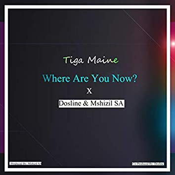 Where Are You Now? (Acoustic Version)