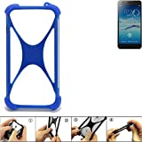 K-S-Trade Mobile Phone Bumper for Jiayu S3+ Silicone
