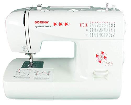 Gritzner Dorina 333 máquina de Coser