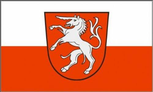 Flagge Fahne Schwäbisch Gmünd 90x150 cm