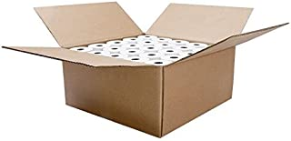 ThermaMark MS3181602GO-24 MaxStick 55G Center Adhesive Sticky Paper, Direct Thermal, 55 Gram 3 1/8(80mm) x 160FT(48.7M), 24 Rolls per Case.