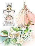 SERGIO NERO • Agua de tocador/Eau de toilette para mujeres Dress to impress in shine 50 mL (1.7 fl.oz.) • Nueva Fragancia Floral-Amaderada para ella