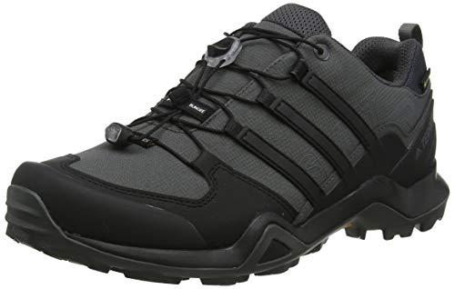 adidas Terrex Swift R2 GTX, Zapatillas de Running para Asfalto Hombre, Gris (Grey/Core Black/Grey 0), 43 1/3 EU