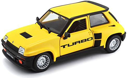 Tavitoys, Renault 5 Turbo Amarillo (18-21088Y), Color (1