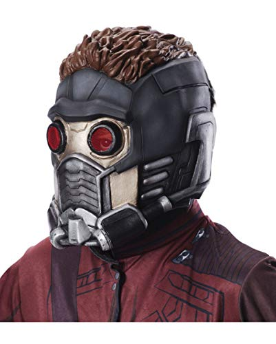 Horror-Shop Original Star-Lord Maske von Peter Quill aus Guardians of The Galaxy 2