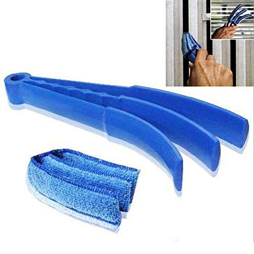 Beste kwaliteit – schoonmaakborstels – microvezel verwijderbaar wasbare reinigingsborstelclip voor het huishouden van stof en stofzuigers – van Rocco – 1 pc