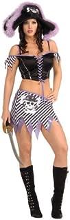Secret Wishes Women's Sassy Captain's Mate Adult Costume