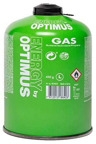 Optimus Butan/Isobutan/Propan Gaskartusche, Größe:450g