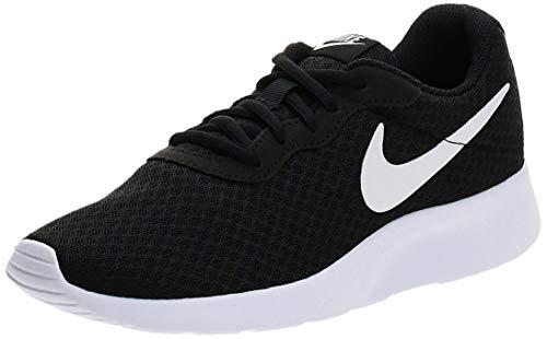 Nike Damen WMNS Tanjun Turnschuhe, Schwarz (Schwarz/Weiß), 40 EU