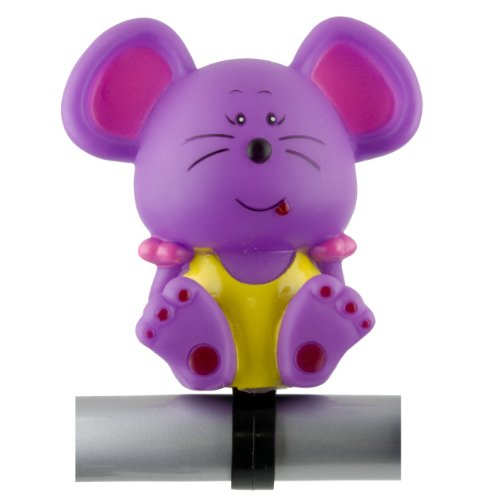 Monz TOP Hupe Kinder-Tierfigurhupe, Farbe:Maus