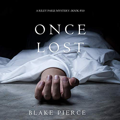 Once Lost audiobook cover art