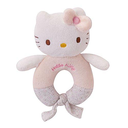 Augusta Du Bay Anneau Hochet Hello Kitty Baby