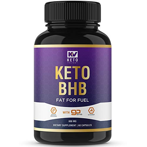 Extra Strength Keto Diet Pills for Men & Women; Ketosis Supported Fat Burn Formulated with Keto BHB; 30 Servings 1
