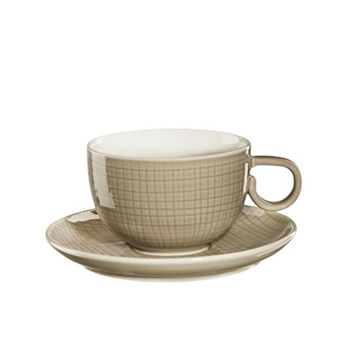 Cup with Saucer 0 2L