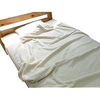 オーガニックコットン タオルケット シングル(140×190cm) オーガニック ナチュラル エコ タオルケット 夏用 寝具 さわやか お昼寝 泉州産 日本製