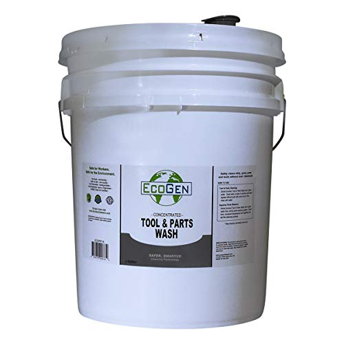 EcoGen ECOPRT-B Tool & Parts Cleaner Concentrate, 5 gal Bucket