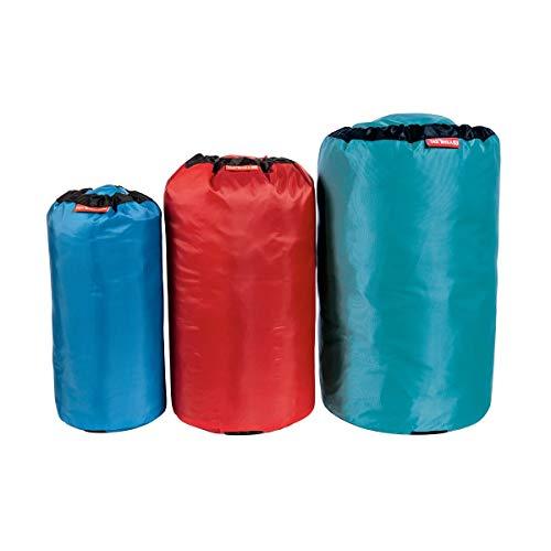 Tatonka Sac de Rangement Unisexe pour Adulte Bleu/Rouge/Turquoise (par lot) 4 L/8 L/15 L