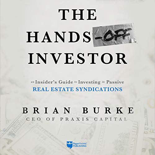 The Hands-Off Investor cover art