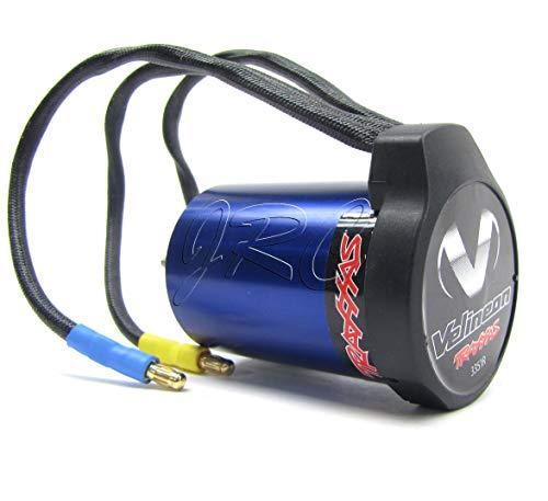 RUSTLER VXL VELINEON 3500 BRUSHLESS MOTOR #3351R SLASH, BANDIT TRAXXAS 37076-3