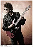 Close Up Lou Reed Poster (59,5cm x 84cm) + weiße