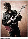 Close Up Poster Lou Reed (59,5cm x 84cm) + Un Poster Bora Bora en Cadeau!