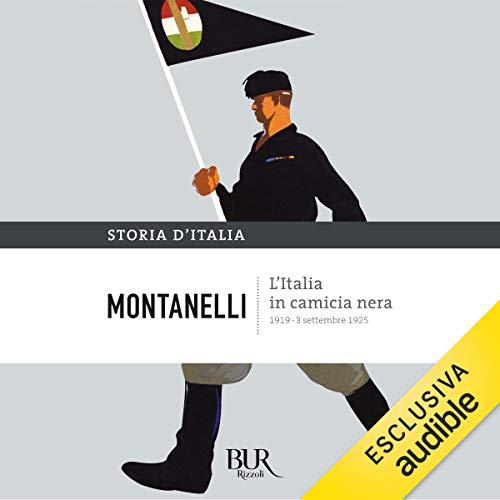 L'Italia in camicia nera copertina