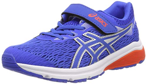 ASICS Unisex-Kinder Gt-1000 7 Ps Laufschuhe, Blau (Illusion Blue/Illusion Blue 405), 27 EU