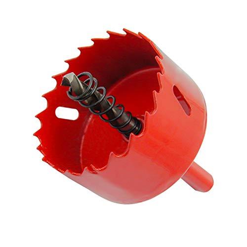 Scie-cloche bimétallique HSS avec mandrin pour bois et métal LAIWEI (60 mm)