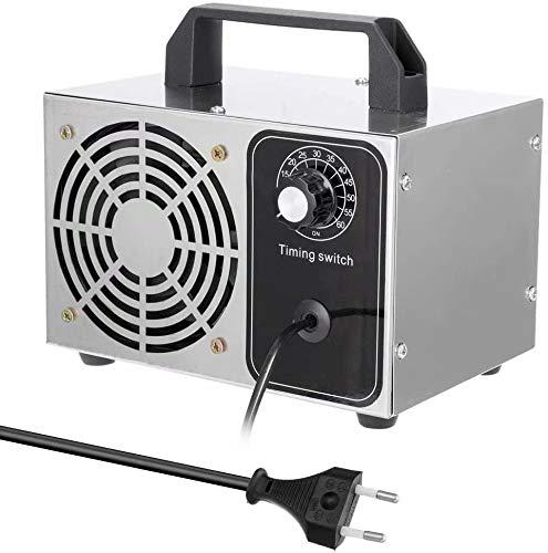 28g / h ozongenerator met timer, huishoudelijke luchtreiniger voor geuren Formaldehyde eliminatie in huis, kantoor, hotels, boerderij, rookruimte