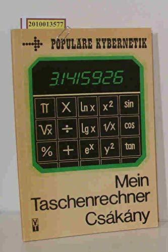 Mein Taschenrechner - populäre Kybernetik.