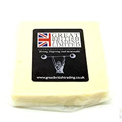 Great British Cheddar - EXTRA Mature 200g What's a cheeseboard hamper without cheddar? This cheddar cheese on Amazon is fresh and delicious and made in Great Britain of course. It has a strong, rich and memorable flavour and comes in a handy 200g vacuum pack.