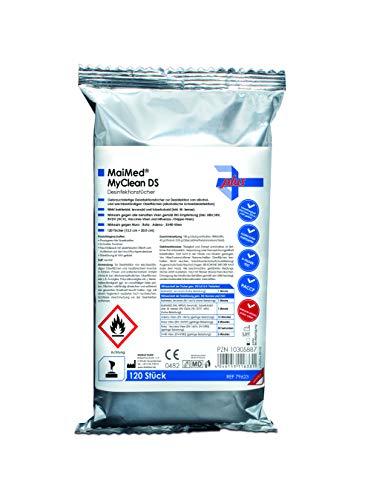 MaiMed MyClean DS Desinfektionst�cher Neutral*
