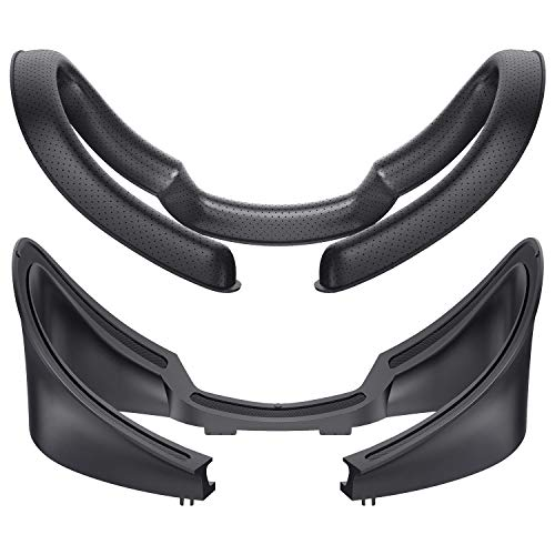 KIWI design Soporte de Interfaz Facial VR y Almohadilla de Cubierta Fa