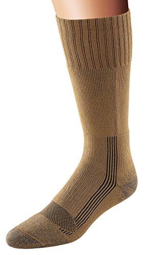Fox River Military Wick Dry Maximum Mid Calf Boot Sock (XLarge/Coyote Brown)