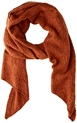 PIECES Damen PCPYRON Long Scarf NOOS BC Schal, Mocha Bisque, ONE Size