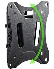 イーサプライ テレビ壁掛け金具 13-27インチ 上下可動 角度調整 VESA規格 モニター ディスプレイ 汎用 DIY 自作 耐荷重25kg AESP-LA022