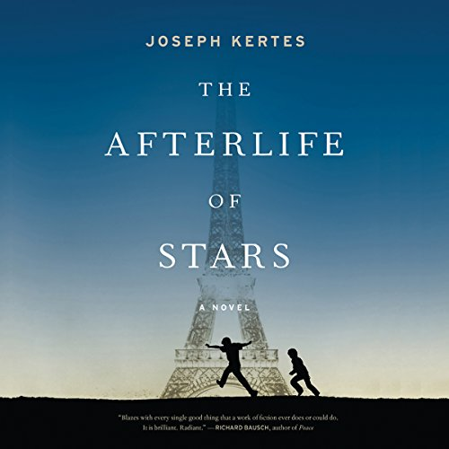 The Afterlife of Stars audiobook cover art